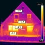 Gebäude-Thermografie, Infrarot Thermografie, Wärmebrücken