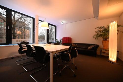 Unser Besprechungsraum in Oldenburg